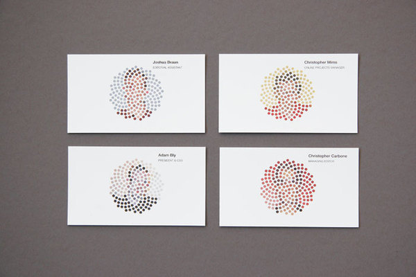 Seed Media group on Behance #card #business