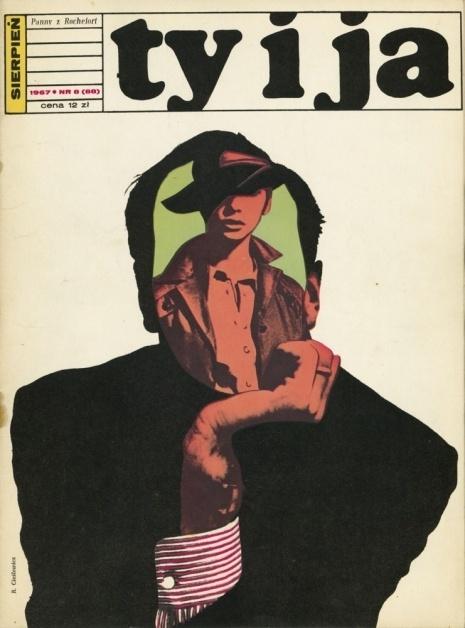 "magazine cover, ""You and I"", 1967 #cover #1967 #magazine"