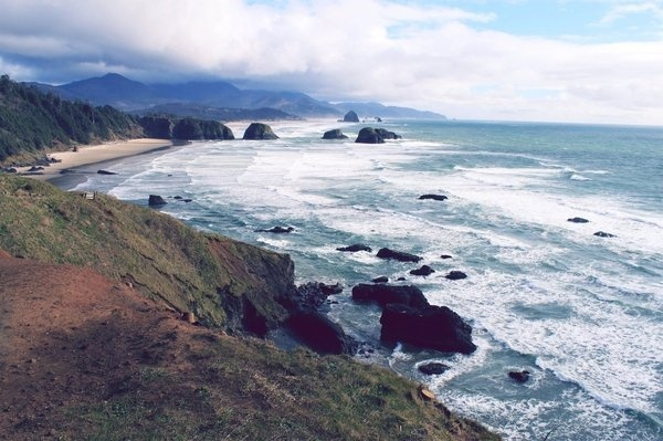 OR coast 6 #ocean #photo #vsco #photograph #photography #beach #coast #oregon