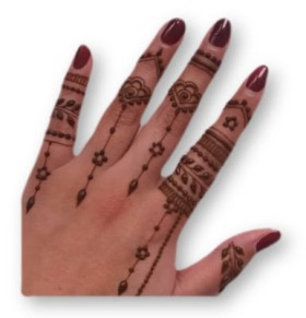 20 Special Finger Mehndi Designs: Latest, Easy, Simple, Unique & More