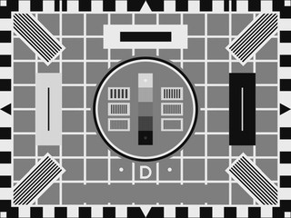 BBC Test Cards #card #test #graphic #pattern