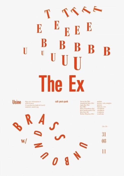 TM #poster #typography