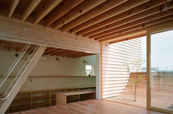 Mascara house, Japan 2012 #interior #architecture