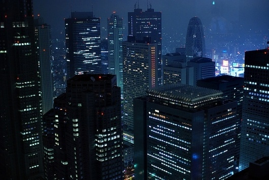 Lost In Translation | Flickr - Photo Sharing! #urban #translation #in #city #lights #night #tokyo #skyline #lost #japan