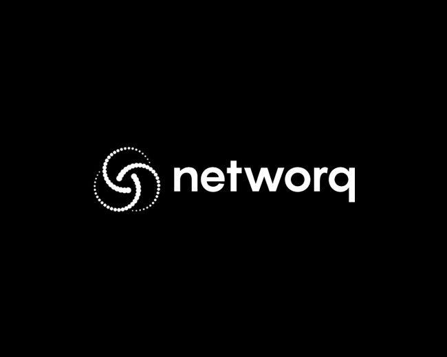 Network Logo #logo#motion#3d#clever#branding