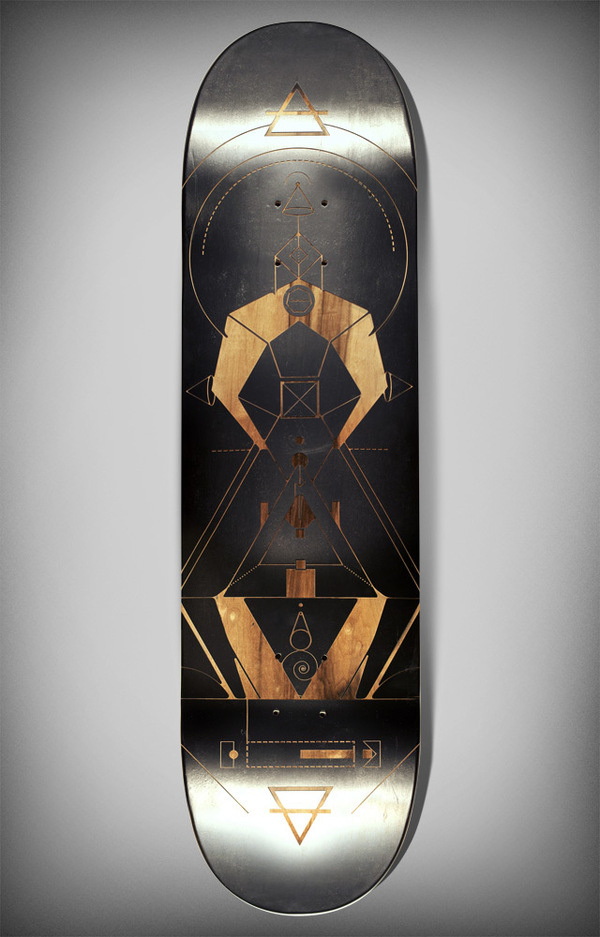 The Philosophical Skateboard Nando Costa Director & Graphic Artist #shit #cool