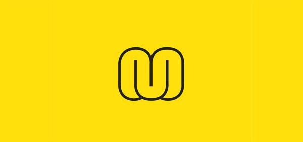 Logos. on Behance #type #yellow #branding #logo
