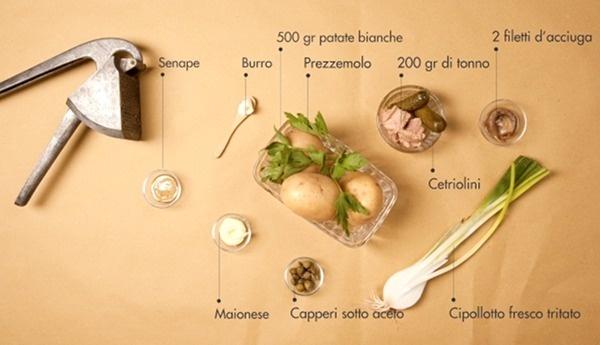 pescefinto_ingredienti #ingredients #italian #recipe #food