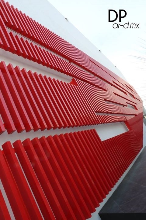 #red #perspective
