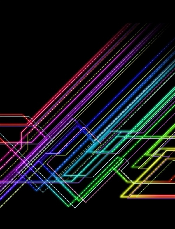 be bambulchen #screen #color #graphic #rgb