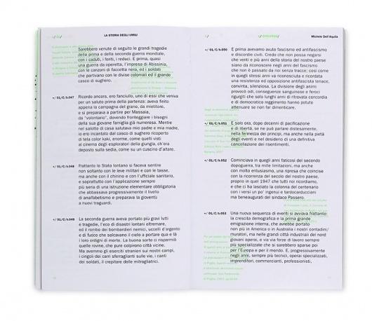 Dark side of typography #fluo #book #minimal #type #typography