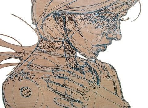 FFFFOUND!   Jason Thielke - Art #illustration