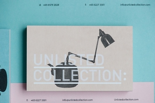 Unlisted Collection | Serifs & SansSerifs & Sans #business #branding #pink #card #design #graphic #corporate #identity