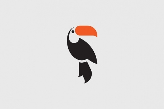 CeeGee Clothing Brand Identity on the Behance Network #orange #exotic #bird #symbol #identity #logo