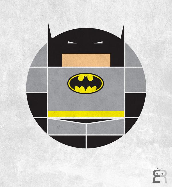 Projekt Sirkols #circle #round #knight #batman