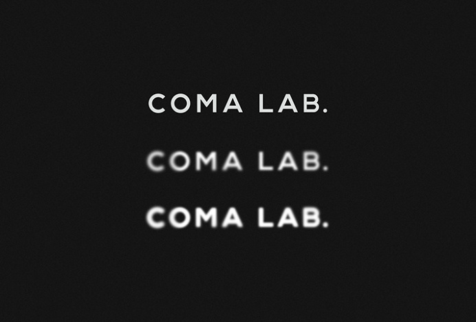 Coma Lab. by Egor Kevraletin #logo #logotype