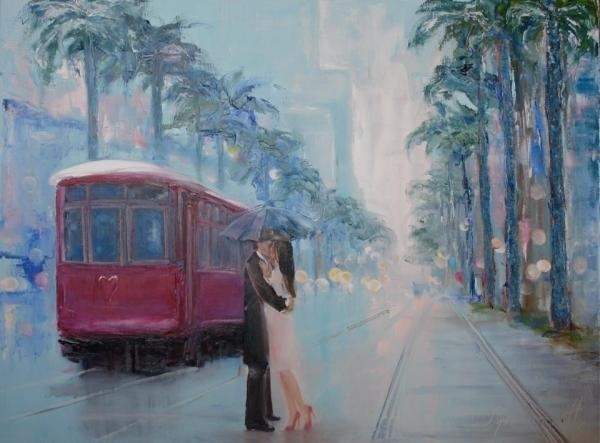 25 Oil Paintings by Christina Nguyen #nguyen #paintings #christina #oil
