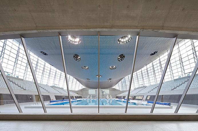 Olympics Aquatic Centre #photography #architecture