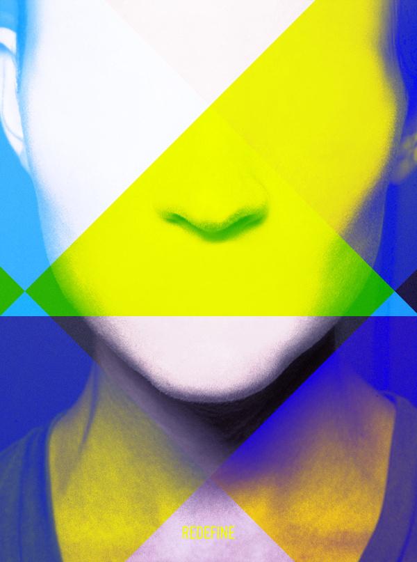 Redefine Dennis Andrianopoulos #design #graphic #geometric #photography #redefine