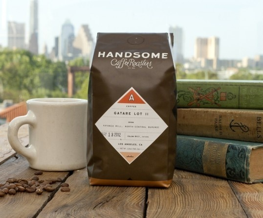 lovely-package-handsome-coffee-roasters-1 #packaging #ptarmak #typography