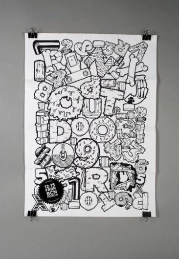 Mis fotos - Creaciones2 #urban #lettering #design #graphic #poster #typography