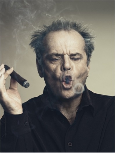 Most ExeRent bRog, Jack Nicholson on: Women - 'I would never... #photography #smoke