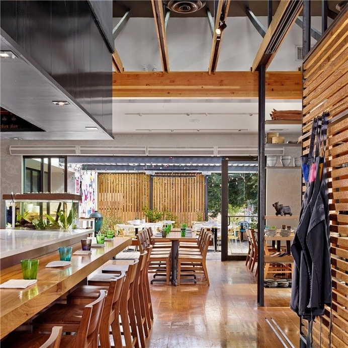 Qui Restaurant in Austin by A Parallel Architecture 4