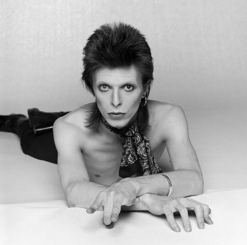 Any Day Now: David Bowie - in pictures | Music | guardian.co.uk #music #photography #white #black