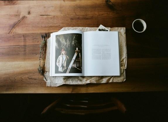 Collaborator Profile: Kinfolk Magazine | Svbscription | A luxury subscription service for men. #spread #kinfolk #layout #table #magazine