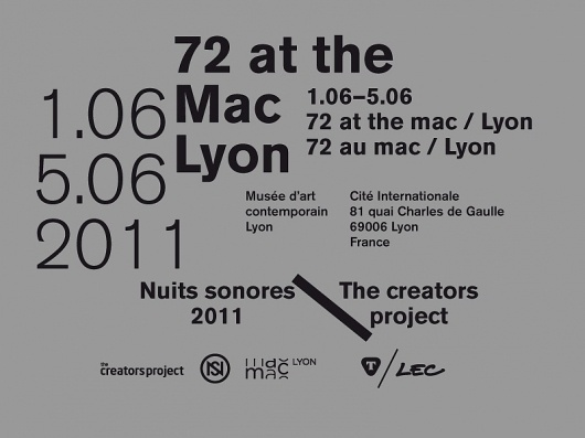 Trafik - graphic design, web site, multi-media, scenography, exhibitions #design #typography