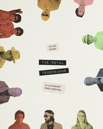 Sara Lindholm #royal #tenenbaums #poster #the