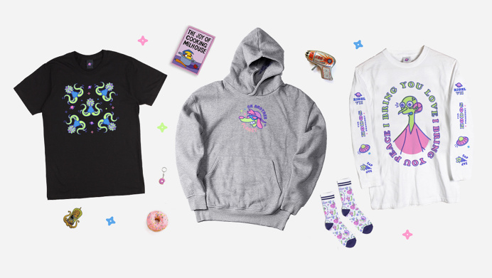 Simpsons Streetwear | Lucas Jubb Design & Illustration Kpop Style @ljjubb www.lucasjubb.co.uk Treehouse of Horror T-shirt apparel design ran