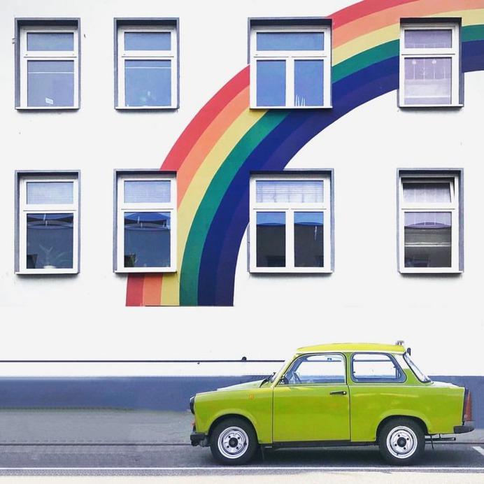 Urban Minimalism: Creative Architecture iPhoneography by Karen Vikke