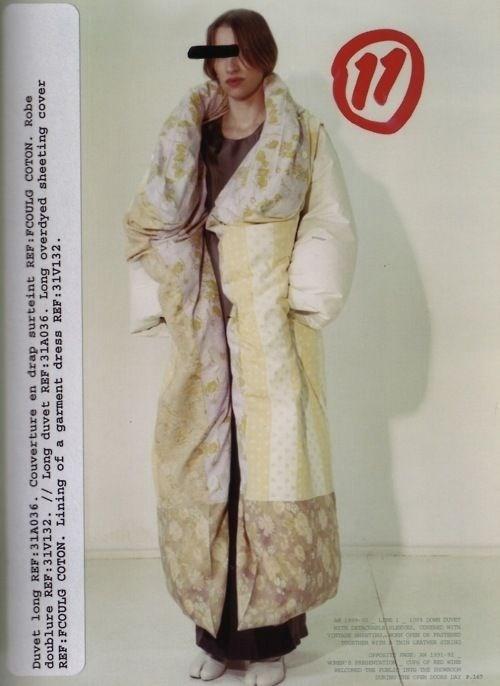 Maison Martin Margiela A/W99 #mmm #fashion
