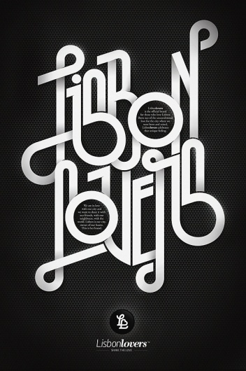Lisbonlovers™ - André Beato #poster