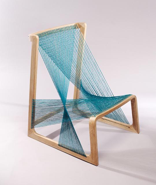 Cool The Silk Chair Contemporary #interior #design #decor #home #furniture #architecture