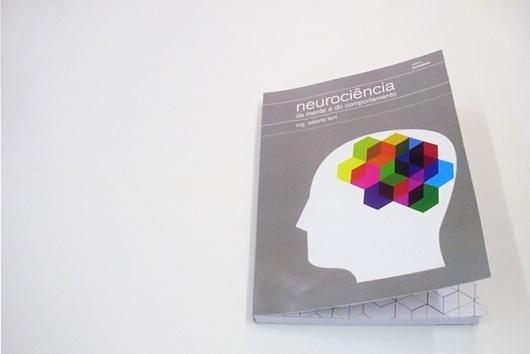 nathaliacury #design #graphic #book #color #brain #cover #brazil