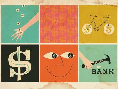 Bankin_ #icon #sillo #symbol #60s