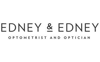 Edney & Edney logo design, by Redspa http://redspa.uk