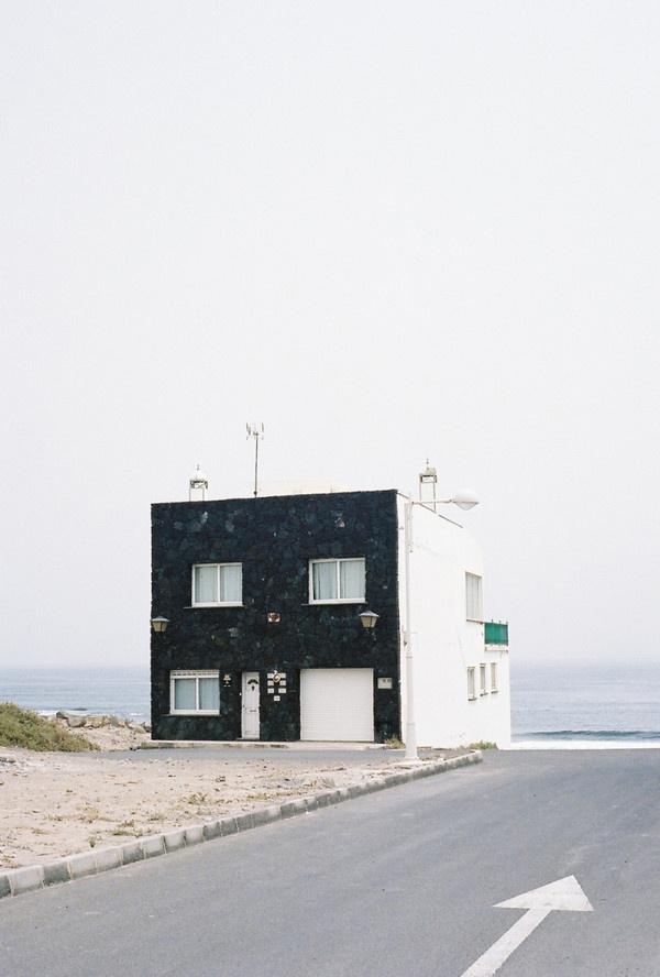 Sara Arroyo — Famara #photography #architecture #minimalism