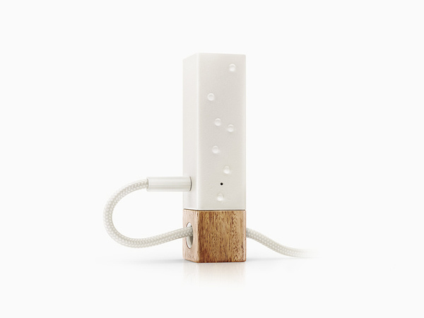 Lapka — Personal Environment Monitor #product #design