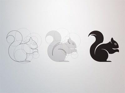 squirrel1.png 400×300 pixels #drawing #squirrel