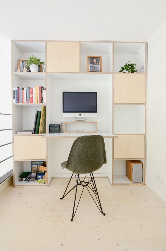 Ons dorp by Standard Studio. #standardstudio #workspace #minimalist