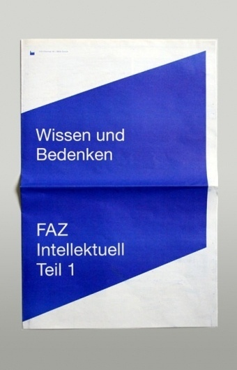 Beautiful, simple shape & type on poster #international #german #design #typographic #gretzinger #katja #style #typography