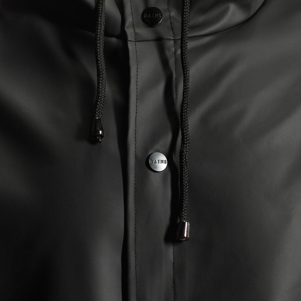 RAINS #apparel #rickey #design #type #detail #lindberg