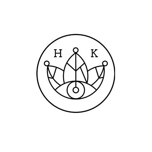 All sizes | HK - V.02 | Flickr - Photo Sharing! #crown #leaf #heitorkim #design #heitor #kimura #art #logo