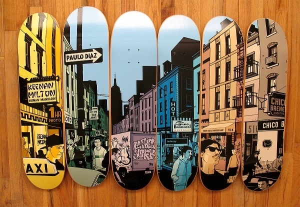 All sizes | Evan Hecox Chocolate OG Street Series | Flickr - Photo Sharing! #deck #design #chocolate #evan #skateboard #hecox