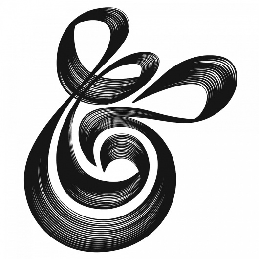We Love Typography #ampersand
