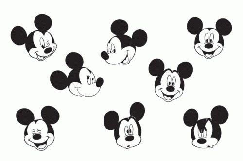 Mickey | Shiro to Kuro #mickey