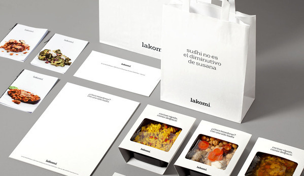 lakomi on Behance #lakomi #food